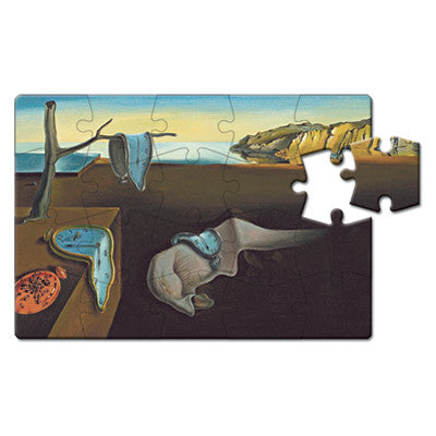 Persistence of Memory, 1931 Puzzle Postcard<br>(Pack of 10)