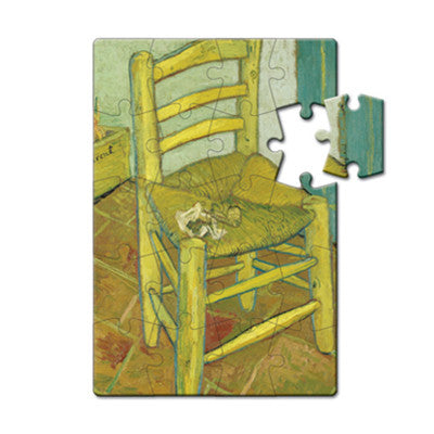 The Chair Puzzle Postcard<br>(Pack of 10)