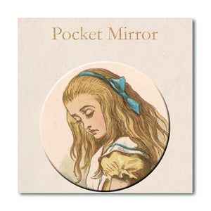 Alice and the Animals Pocket Mirror<br>(Pack of 10)