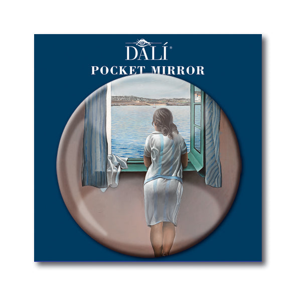 Girl at the Window, 1925 Pocket Mirror<br>(Pack of 10)