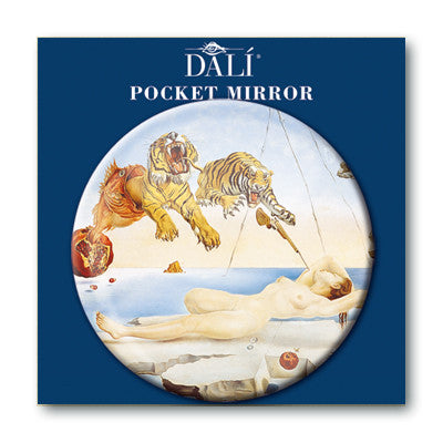 Dream caused by the Flight of a Bee... Before Awakening, 1944 Pocket Mirror<br>(Pack of 10)