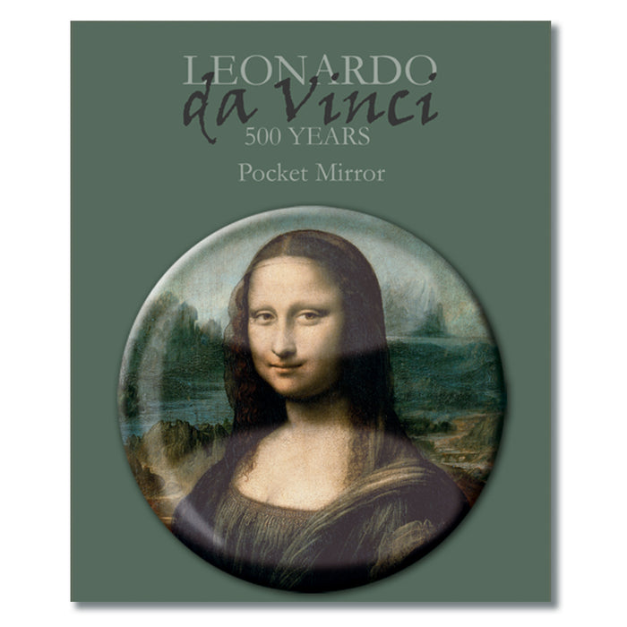 Mona Lisa Pocket Mirror<br>(Pack of 10)