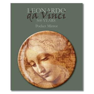 Head of a Young Woman Pocket Mirror<br>(Pack of 10)