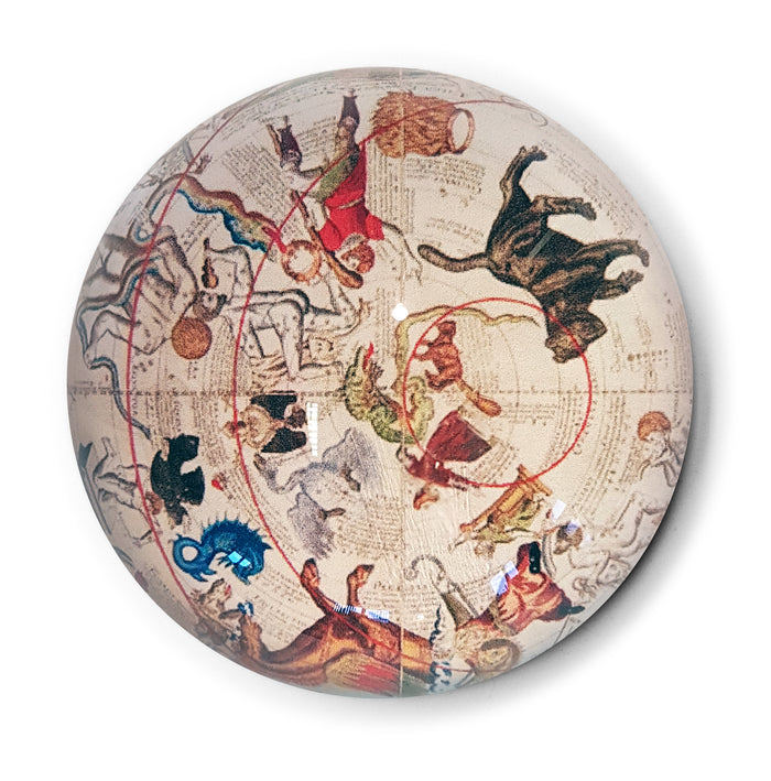 A Painted Image Paperweight<br>(Pack of 5)