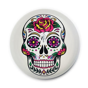 Frida Kahlo Skull Paperweight<br>(Pack of 5)