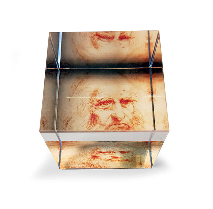 Self Portrait Paperweight<br>(Pack of 5)