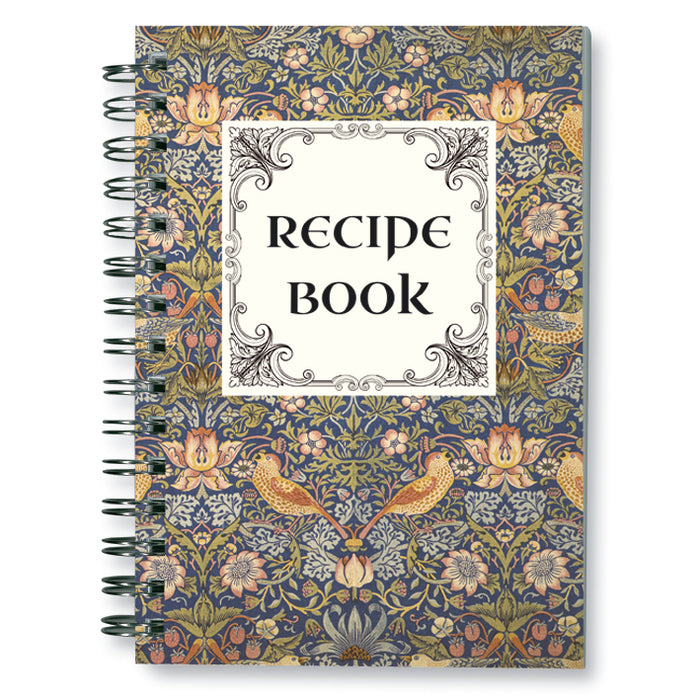 Strawberry Thief Recipe Book<br>(Pack of 5)
