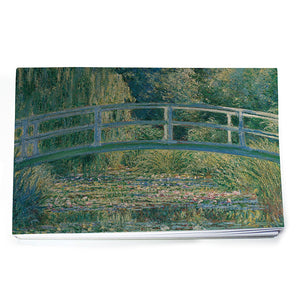Waterlily Pond Notepad<br>(Pack of 10)