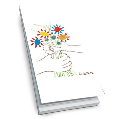 La Bouquet de l'amitiŽ Shopper Pad<br>(Pack of 10)