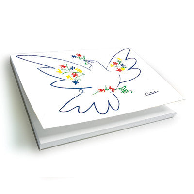 La Colombe du Festival de la jeunesse Notepad<br>(Pack of 10)