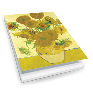 Sunflowers Notepad<br>(Pack of 10)