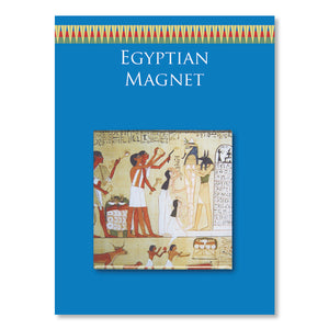 Egyptian Frieze Fridge Magnet<br>(Pack of 10)