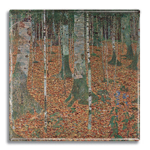 Birch Forest Fridge Magnet<br>(Pack of 10)