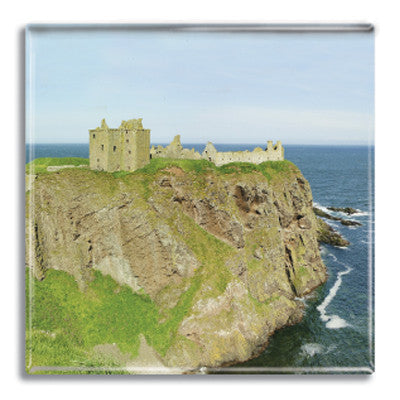 Dunnottar Castle Fridge Magnet<br>(Pack of 10)