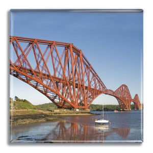Forth Rail Bridge Fridge Magnet<br>(Pack of 10)