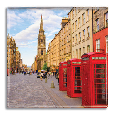 High Street Fridge Magnet<br>(Pack of 10)