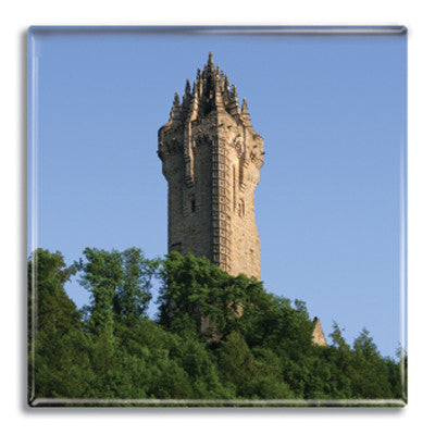 Wallace Monument Fridge Magnet<br>(Pack of 10)