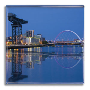 Glasgow Fridge Magnet<br>(Pack of 10)