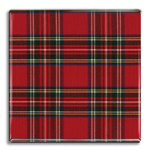 Tartan 1 Fridge Magnet<br>(Pack of 10)