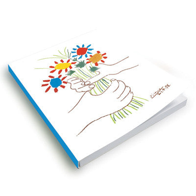 La Bouquet de l'amitiŽ Stick It Note<br>(Pack of 10)