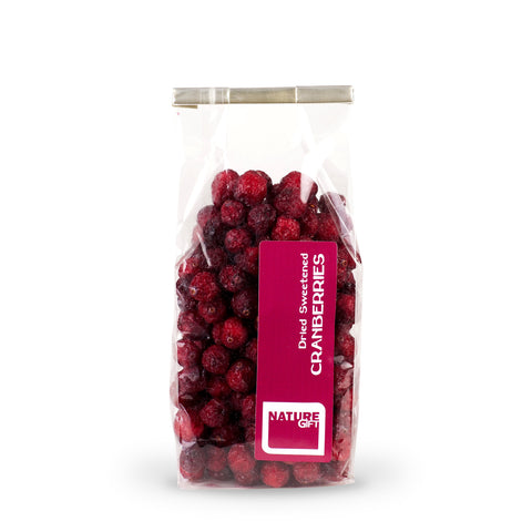 Candied dried cranberries (round) 200g