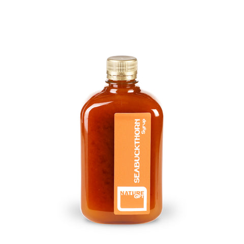 Sea buckthorn syrup (plastic bottle) 0.5l