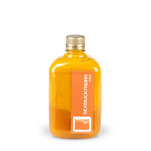 Sea buckthorn juice (plastic bottle) 0.5l