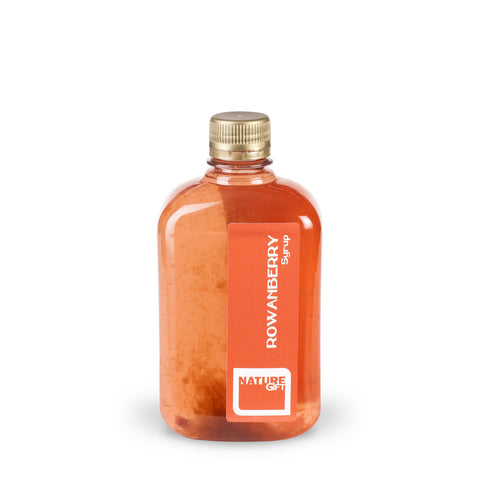 Rowanberry Syrup (plastic bottle) 0.5l