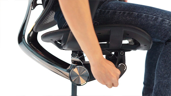 NeueChair Backrest Recline Tension