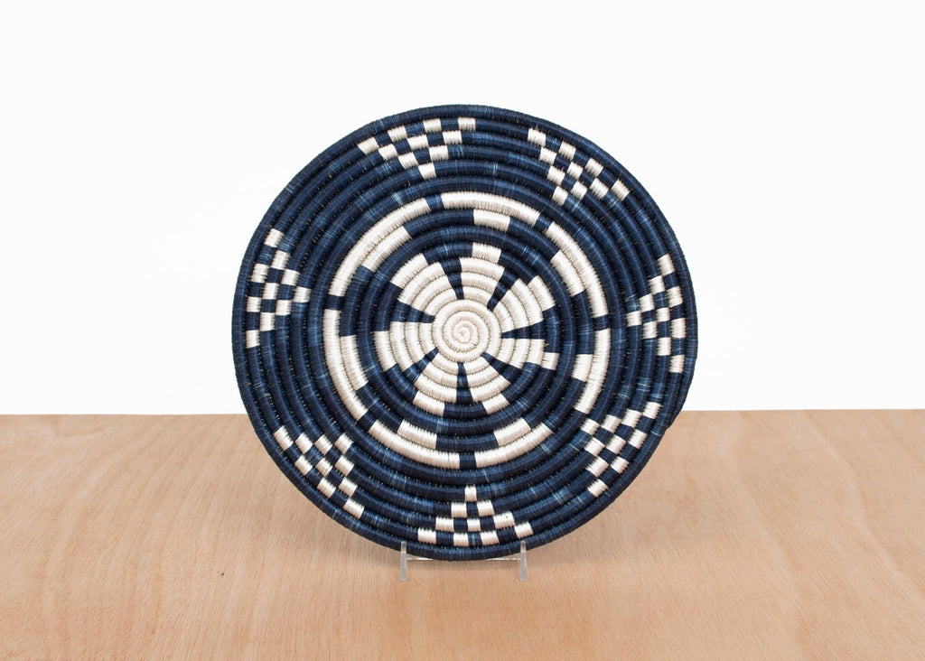 Blue Night Hope Trivet