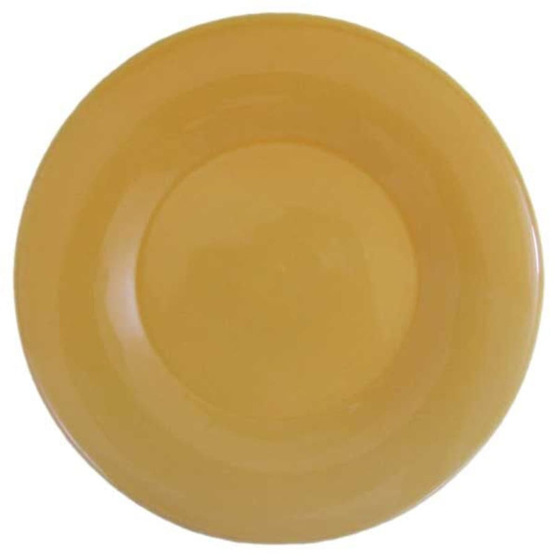 Stoneware Dinner Plate - Yellow