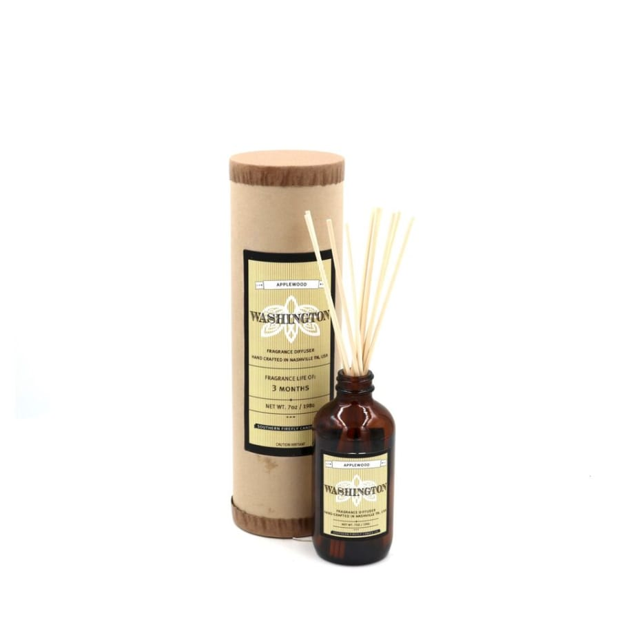Washington - Applewood Reed Diffuser