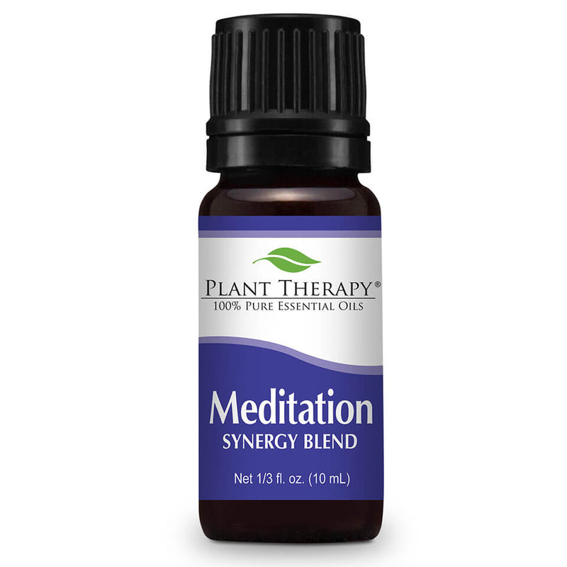 Meditation Synergy Essential Oil - 10 ml