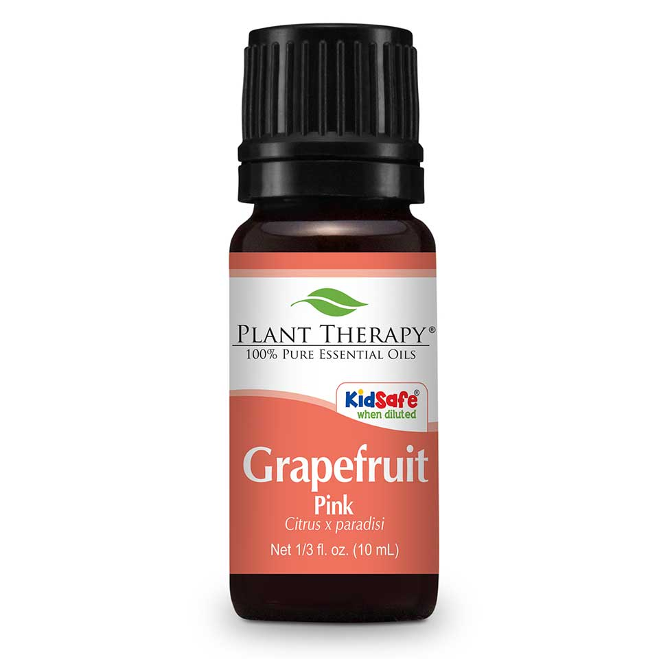 Grapefruit Pink Essential Oil - 10 ml