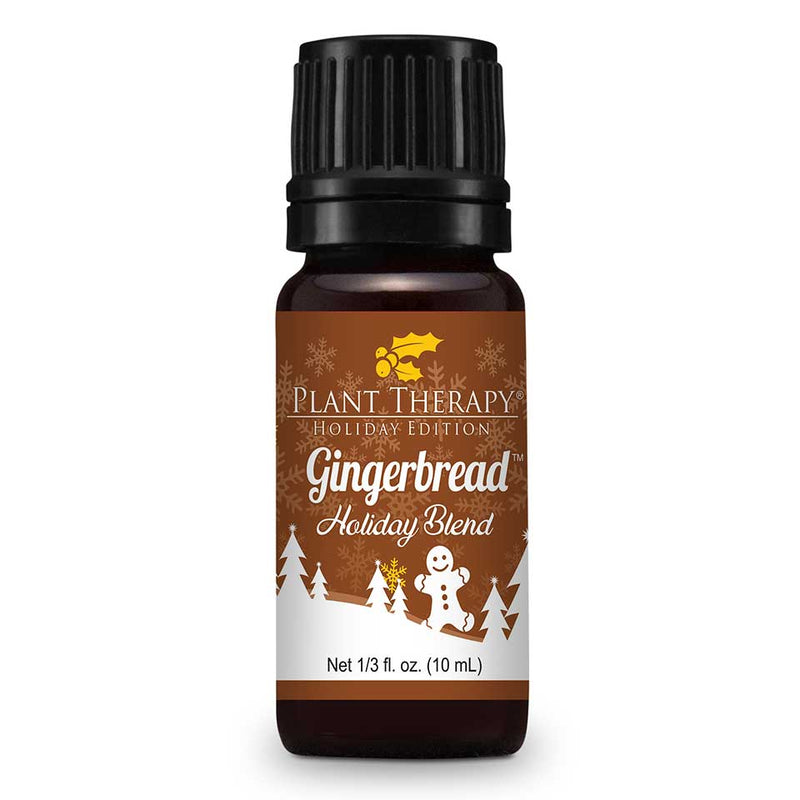 Gingerbread Holiday Essential Oil Blend - 10 ml