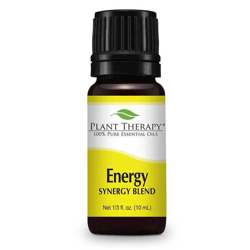 Energy Synergy Essential Oil - 10 ml