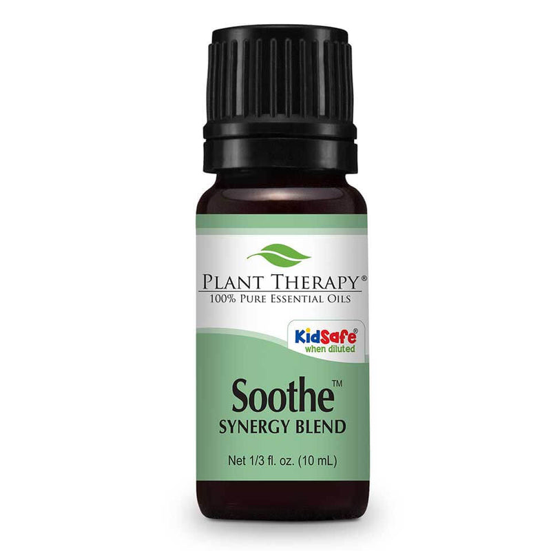 Soothe Synergy Essential Oil - 10 ml