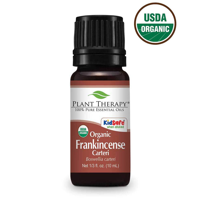 Frankincense Carteri Essential Oil - 10 ml