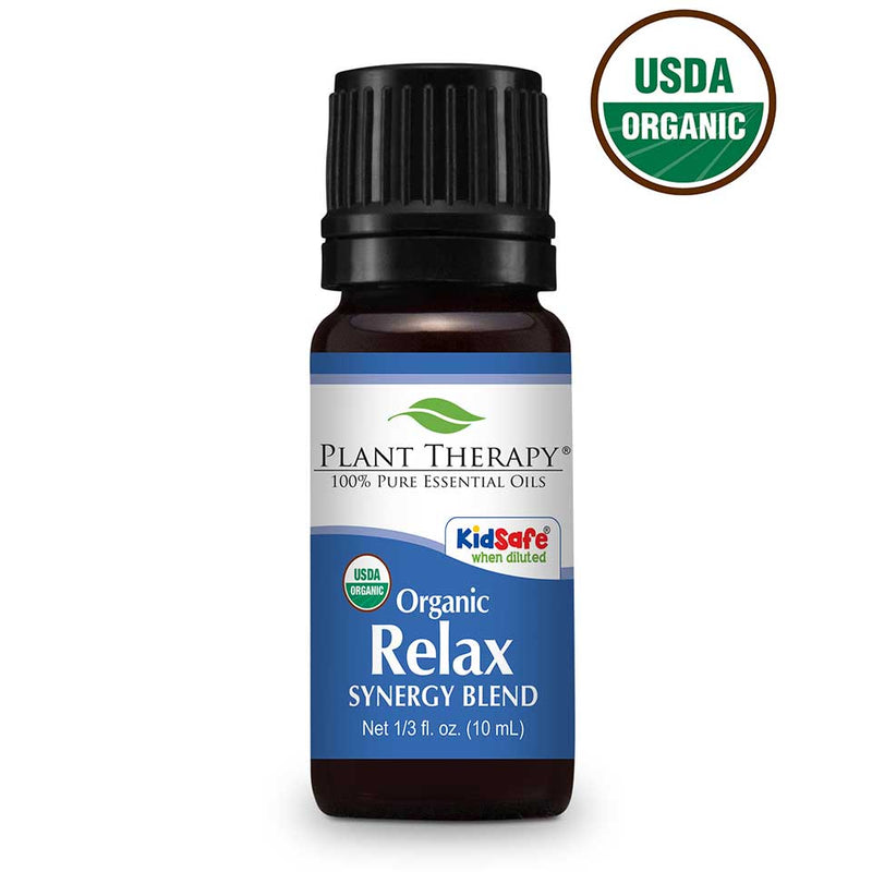 Relax Synergy Essential Oil - 10 ml