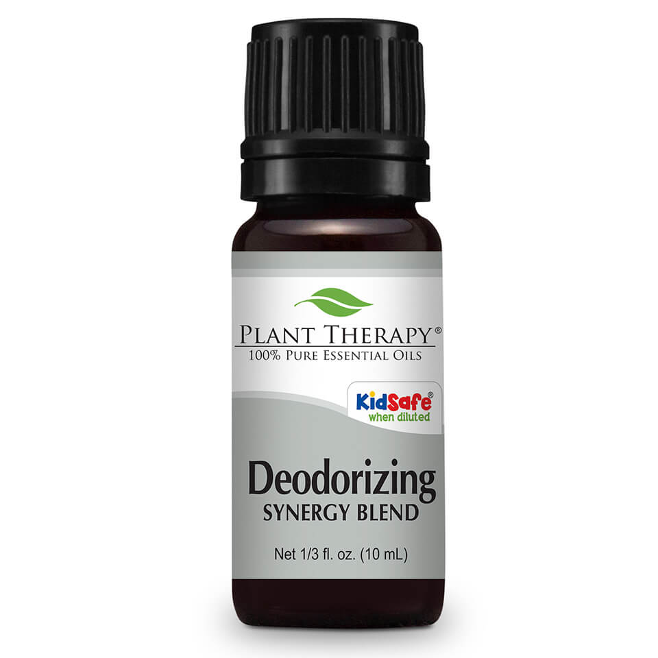 Deodorizing Synergy Essential Oil - 10 ml