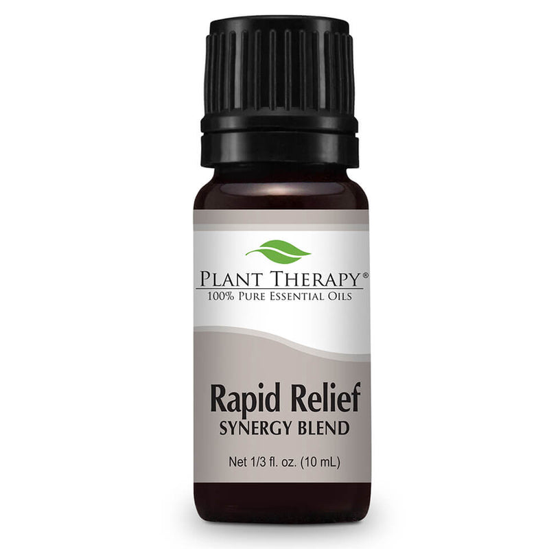 Rapid Relief Synergy Essential Oil - 10 ml
