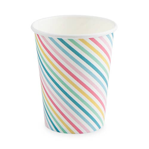 Sugar & Striped Cups