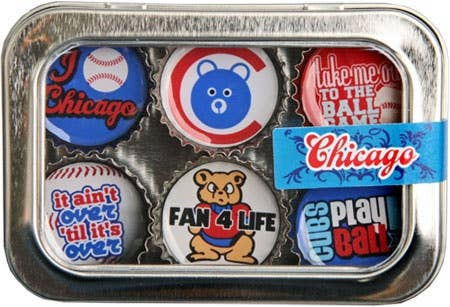 Chicago Cubs Magnets