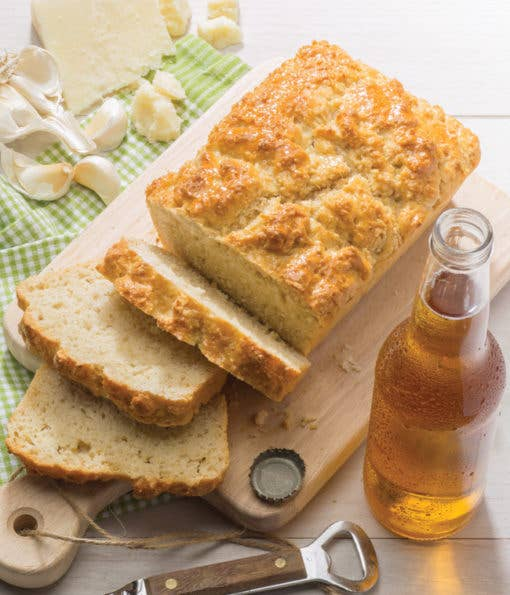 Garlic Parmesan Beer Bread Mix