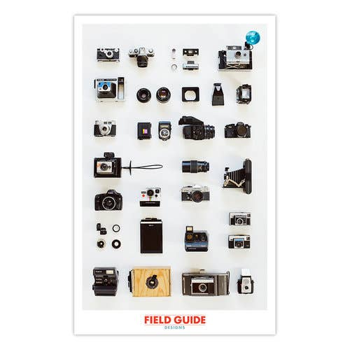 Camera Collector Sticker