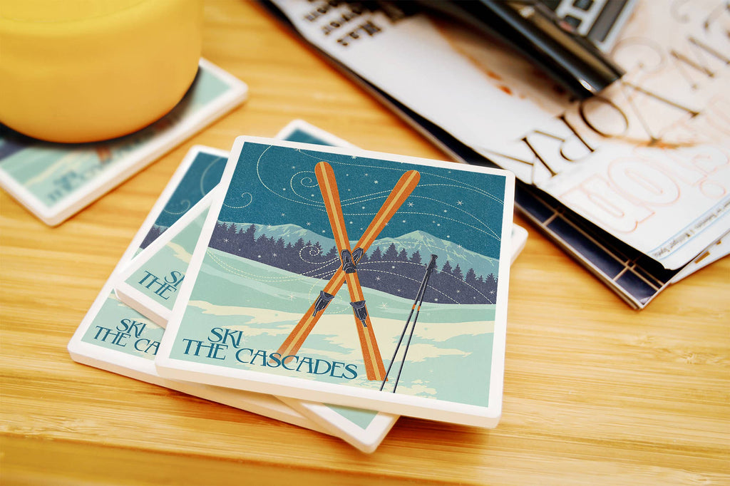 Ski the Cascades - Washington Skis Coasters
