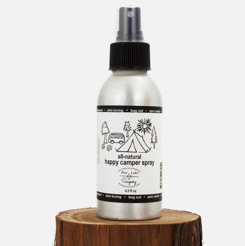 All Natural Bug Off Spray