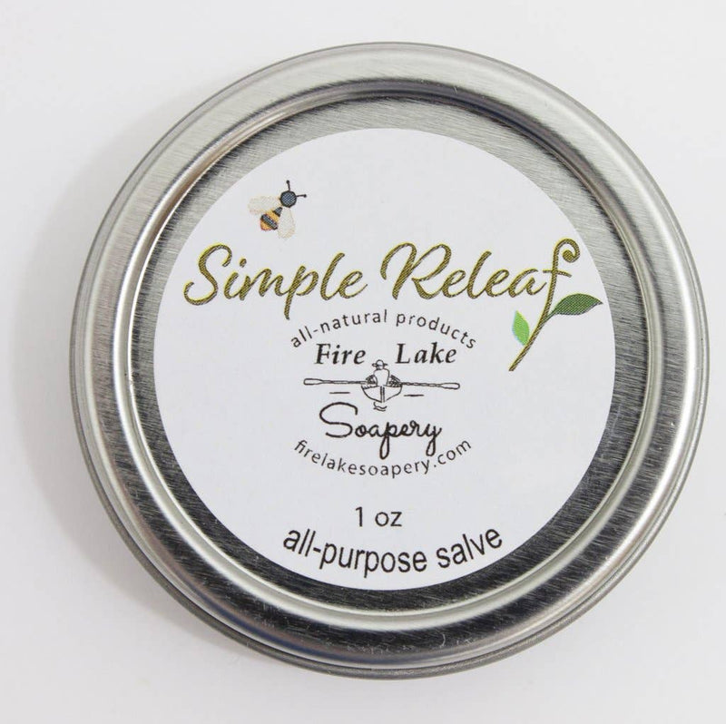 Simple Relief Balm