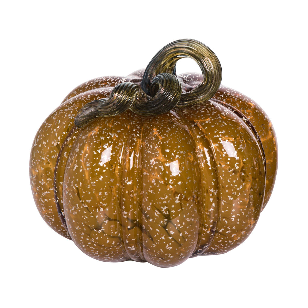 Glass Harvest Glamour Pumpkin
