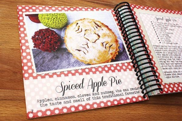 Humble Pie Recipe Book